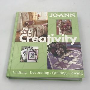 Joann: Your Guide To Creativity Book